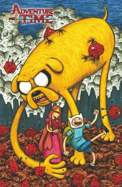 Adventure Time - Comic 1 Variant
