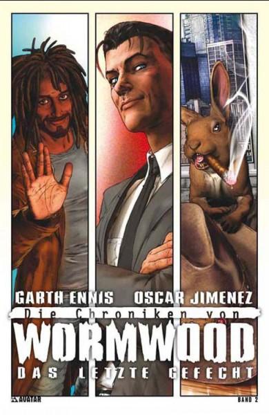 Die Chroniken von Wormwood 2