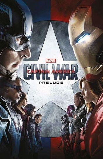 Marvel Movie Collection: Captain America - Civil War