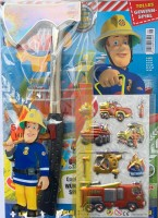 Feuerwehrmann Sam 08/20 Cover mit Extra
