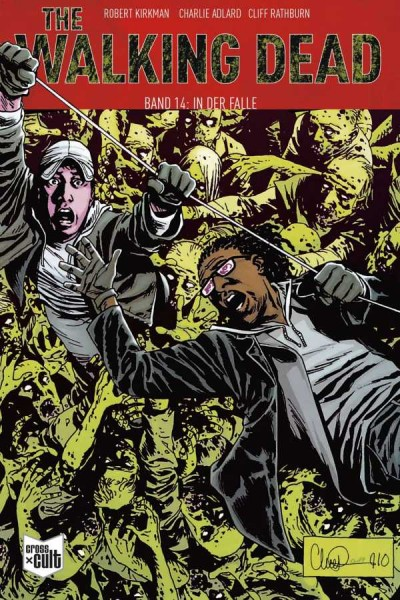 The Walking Dead 14: In der Falle Softcover