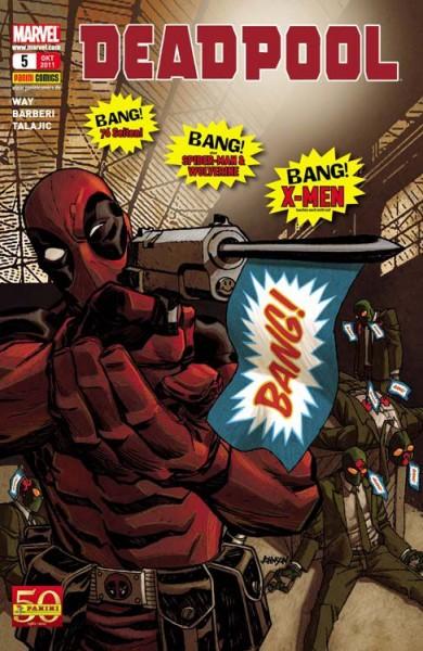 Deadpool 5 (2011)