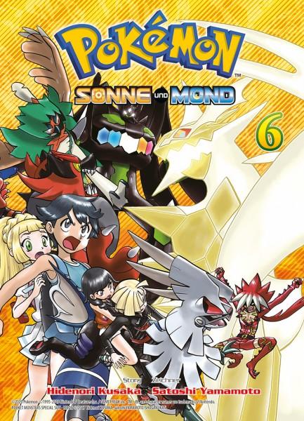 Pokémon: Sonne und Mond 6