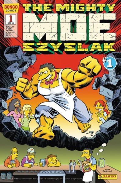 Simpsons Comics präsentiert: Moe 1