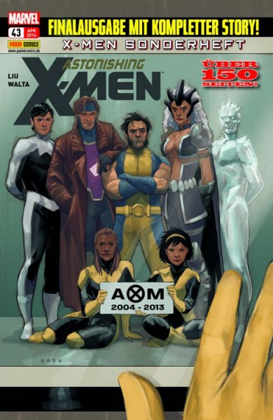 X-Men Sonderheft 43: Astonishing X-Men