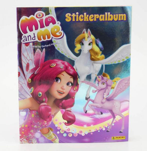 Mia and Me Stickerkollektion - Album