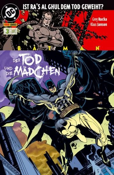 Batman Sonderband 3: Der Tod und die Mädchen 1