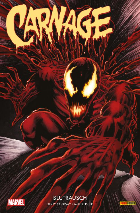 Carnage 1: Blutrausch Comic Con...