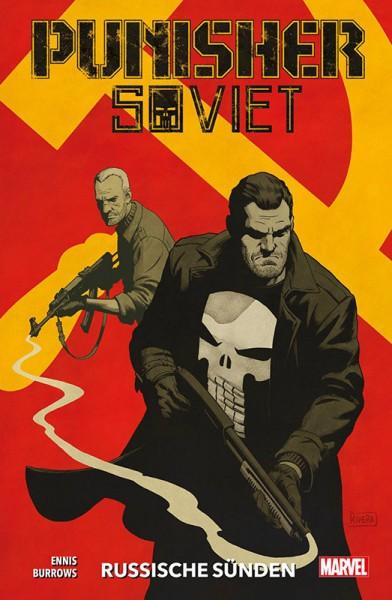 Punisher: Soviet Cover