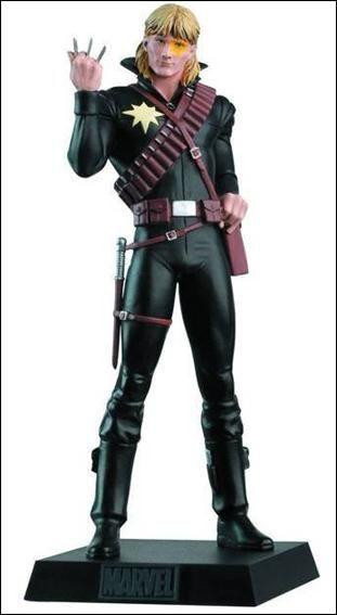 Marvel-Figur: Longshot