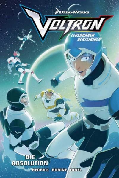 Voltron - Legendärer Verteidiger 3: Die Resolution Cover