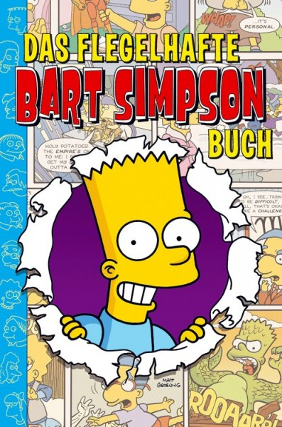 Bart Simpson Sonderband 3 - Das flegelhafte Bart Simpson Buch