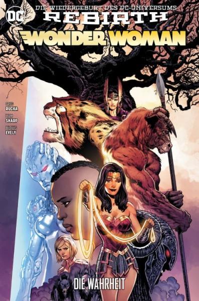 Wonder Woman 3: Die Wahrheit