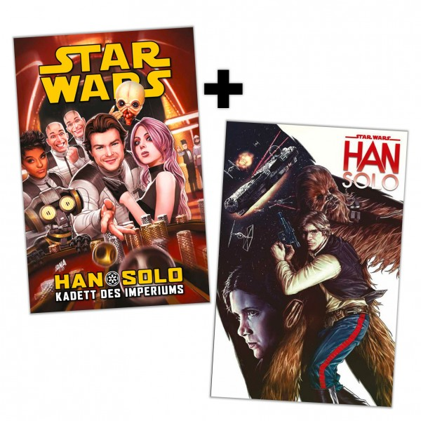 Star Wars Comics: Han Solo Bundle