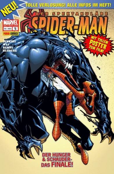 Der spektakuläre Spider-Man 5