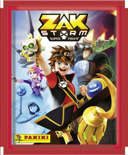 Zak Storm: Super Pirate Stickerkollektion – Tüte