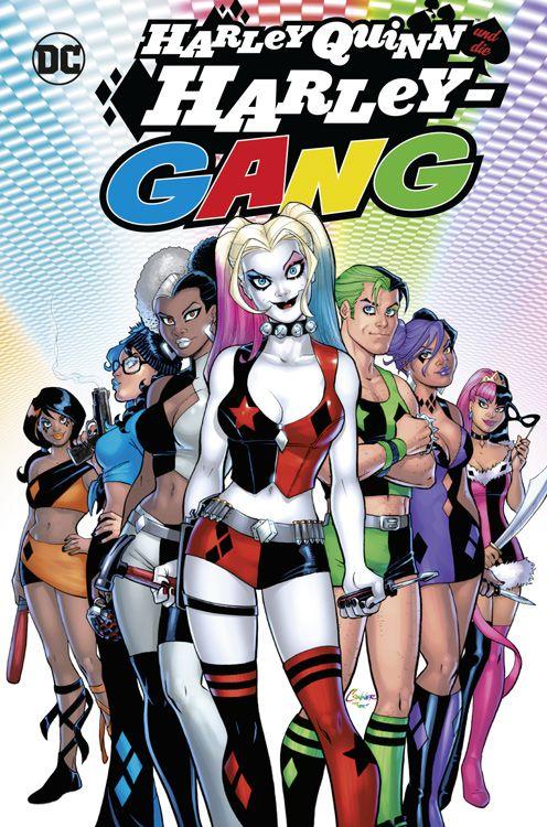Harley Quinn und die Harley-Gang...