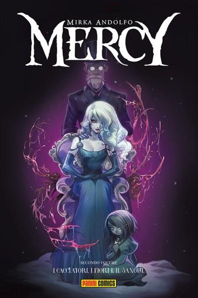 Mercy 2: Die Jäger, die Blumen und das Blut Cover