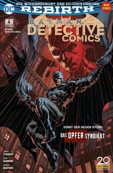 Batman: Detective Comics 4
