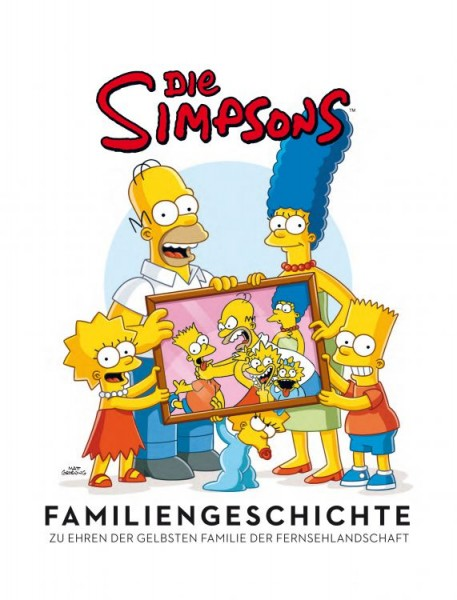 Simpsons - Familiengeschichte