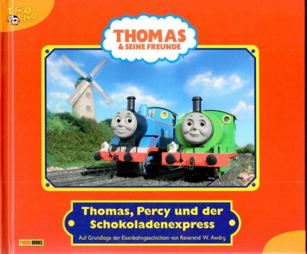 Thomas und seine Freunde 10: Thomas, Percy und der Schokoladenexpress