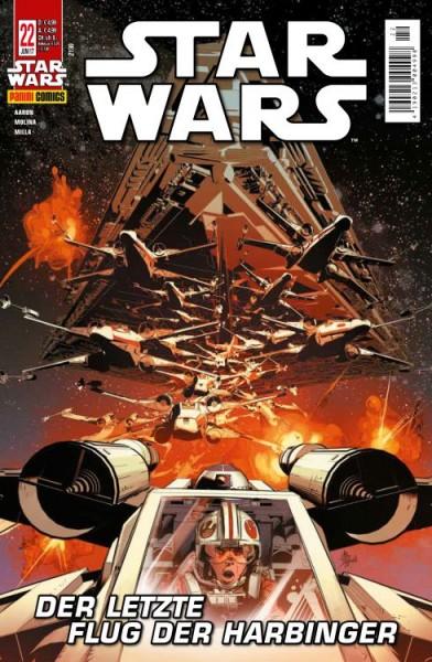 Star Wars 22: Der letzte Flug der Harbinger 2 - Kiosk-Ausgabe