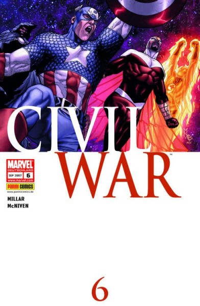 Civil War 6