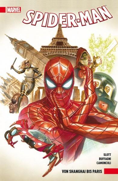 Spider-Man: Bd. 2: Von Shanghai bis Paris