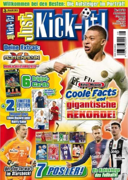 Just Kick-It! Magazin 08/19