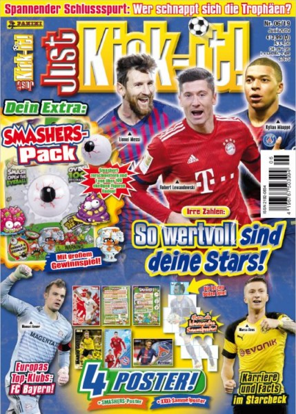 Just Kick-It! Magazin 06/19