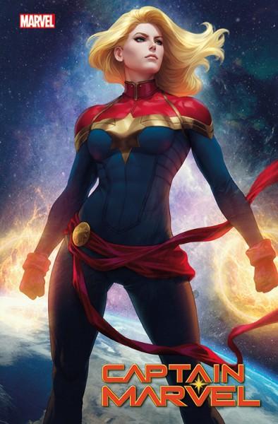 Captain Marvel 1: Eine für alle, alle für eine Variant