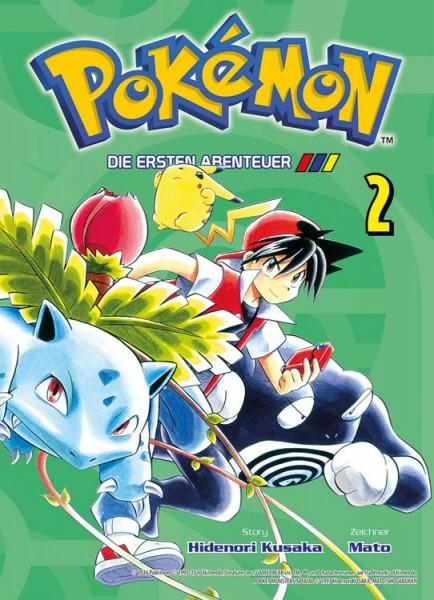 Pokémon - Die ersten Abenteuer 2