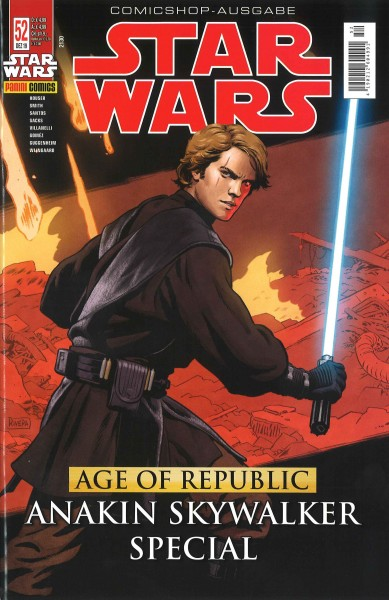 Star Wars 52: Age of Republic - Anakin Skywalker Special - Comicshop Ausgabe