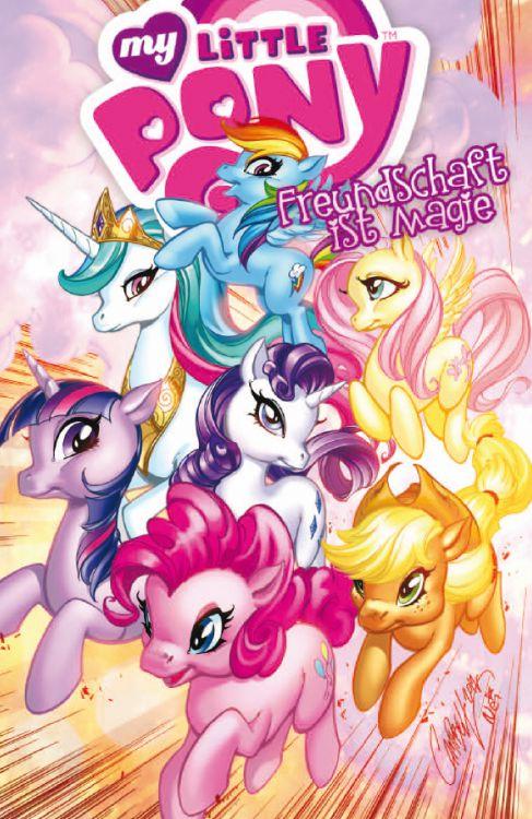 My Little Pony: Freundschaft ist...