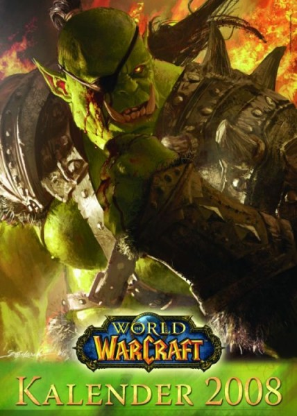 World of Warcraft - Artkalender (2008)