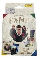 Harry Potter- Sticker und Cards - Blister mit 7 Tüten