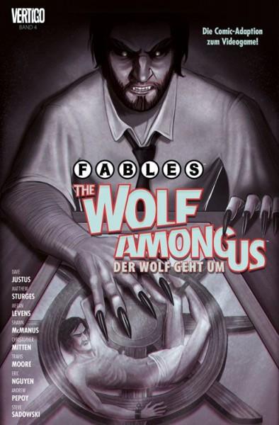 Fables: the Wolf Among Us - Der Wolf geht um 4