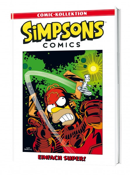 Simpsons Comic-Kollektion 43 - Einfach super!
