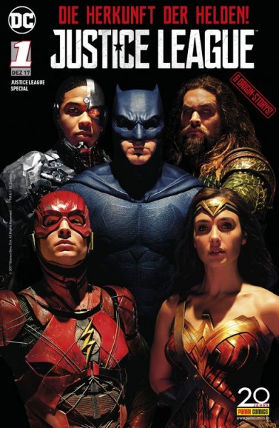Justice League - Movie Special