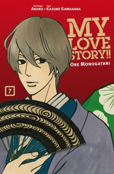 My Love Story! Ore Monogatari 7