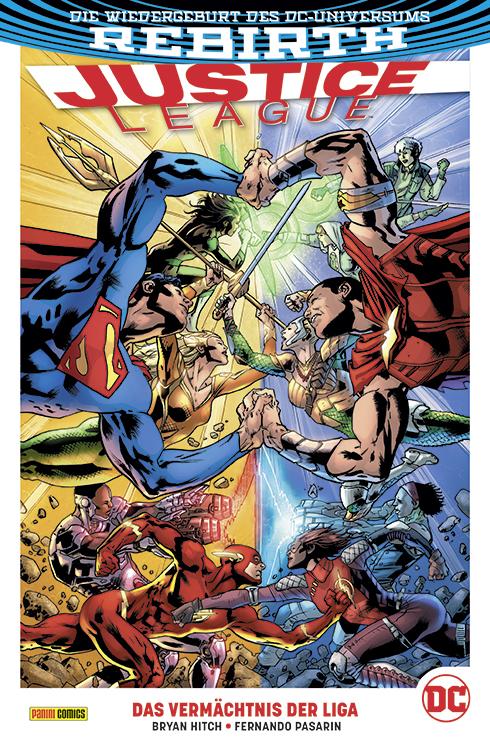 Justice League 5: Das Vermächtnis der...