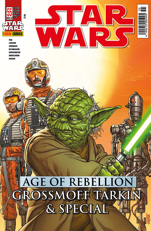 Star Wars 55: Age of Rebellion -...