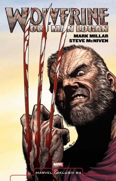 Marvel Exklusiv 84: Old Man Logan Hardcover