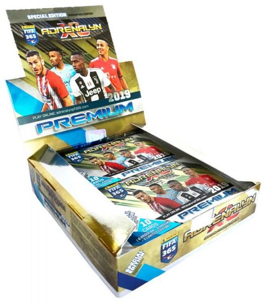 Panini FIFA 365 Adrenalyn XL 2019 Kollektion – Premium Box