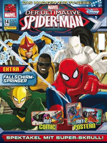 Der ultimative Spider-Man - Magazin 14