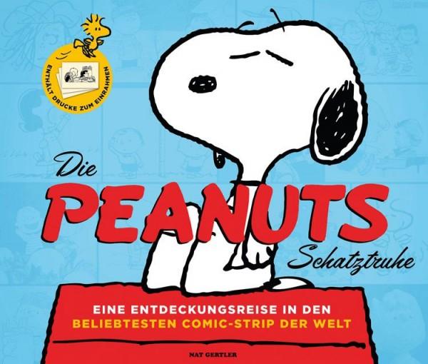 Die Peanuts-Schatztruhe