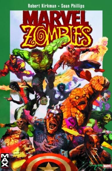 Max 17: Marvel Zombies