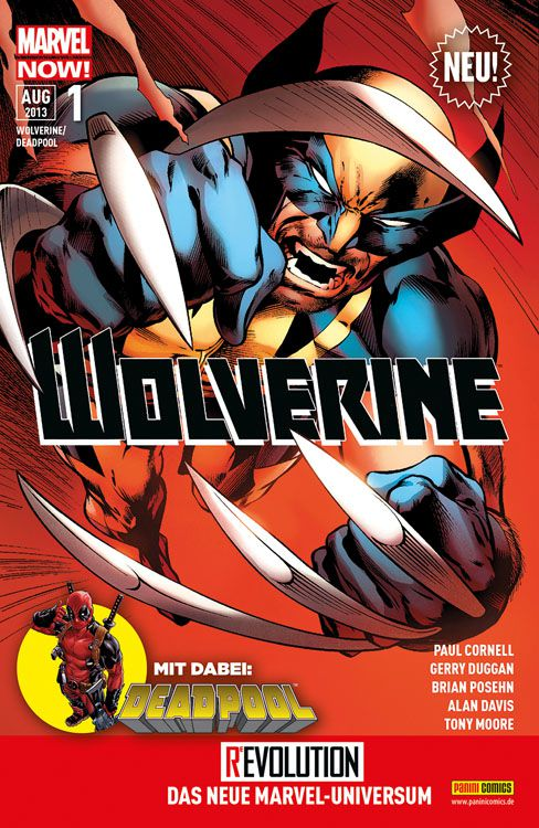 Wolverine/Deadpool 1