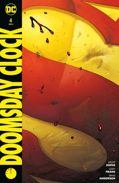 Doomsday Clock 4 Variant