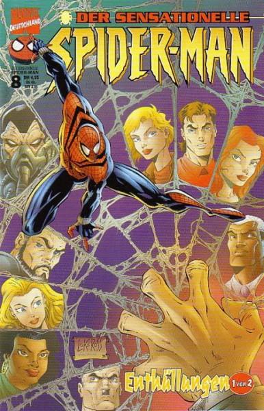 Der sensationelle Spider-Man 8